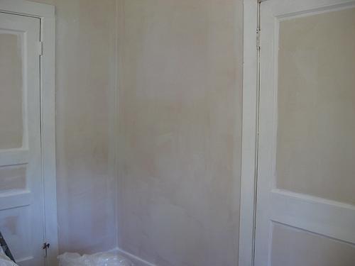 Serviços de pintura e gesso