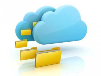 Solução para armazenar ficheiros