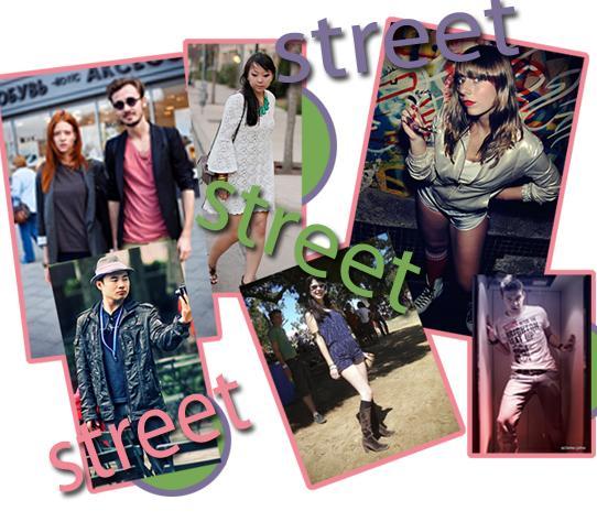 Street Fashion - Moda Urbana