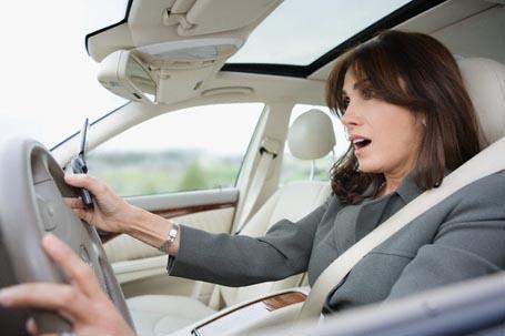 Supere o medo de dirigir