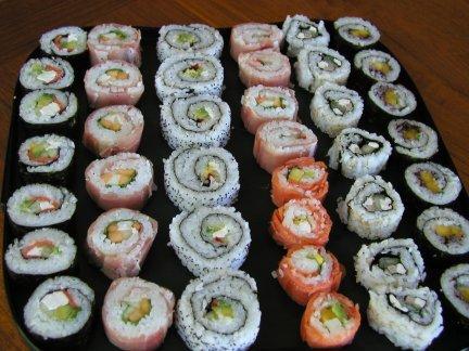 Sushi - Descobrir e Provar