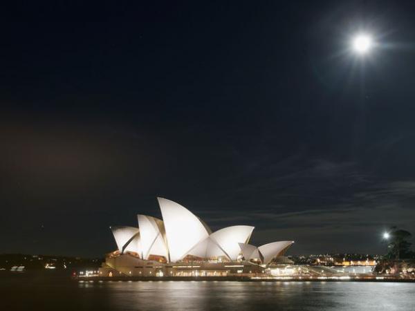 Sydney, um lugar magnífico