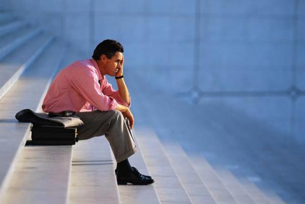 Tenho vergonha de estar desempregado