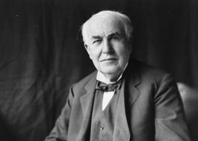 Thomas Alva Edison o gênio