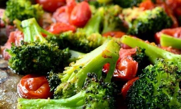 Tomate Com Brócolis: Explosão De Poder Antioxidante