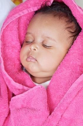 Truques para o bebé dormir