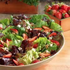 Uma salada prática e muito saudável