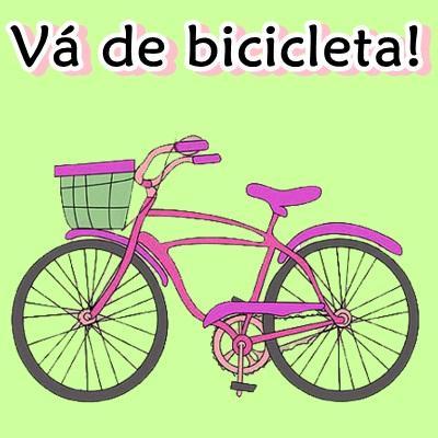 Vá De Bicicleta E Garanta Saúde!