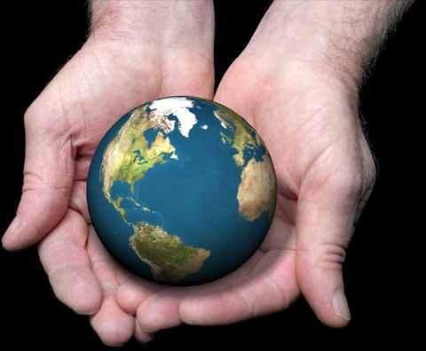 Vamos Proteger o Ambiente!