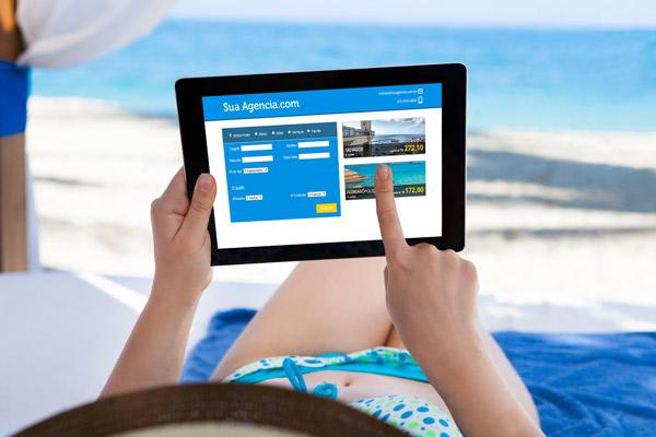 Vendas Online Nas Agências De Viagens