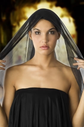 Vestidos de noiva têm de ser brancos?