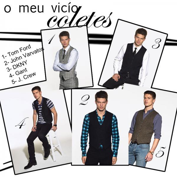 Vicío 2011 - Coletes