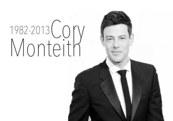Vida e Morte de Cory Monteith