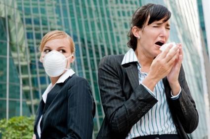 Vírus da gripe é sério e mortal