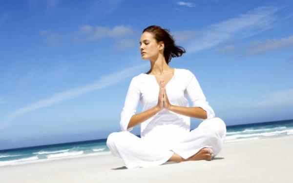 Yoga para manter a saúde e a boa forma
